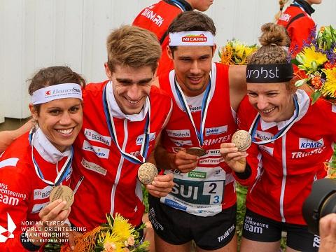 WM-Bronze für Sabine Hauswirth