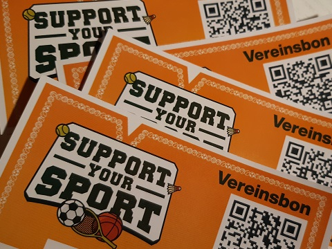 Unterstütze die ol norska bei «Support your Sport»