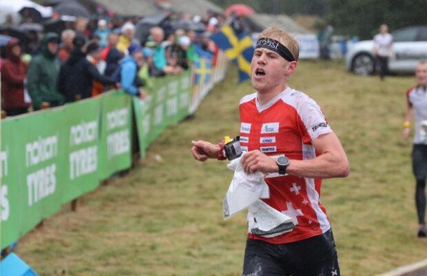 Joey läuft zu seinem zweiten Weltcupsieg